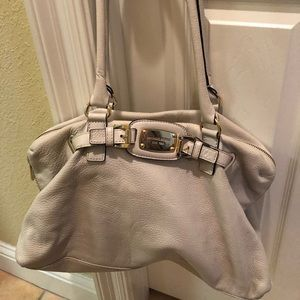 Handbags - Cream Michael Kors purse